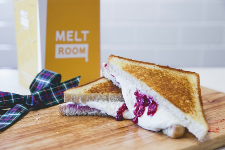 Where to celebrate burns night in london 2016 londonist the cranachan toastie at melt room malvernweather Choice Image