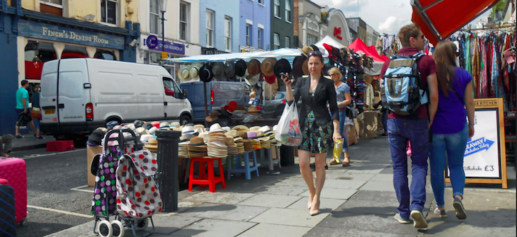 Friday Photos: Portobello Market