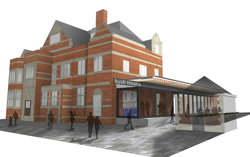 Bush Theatre Heads To The High Street During £4m Redevelopment ...