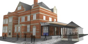 Bush Theatre Heads To The High Street During £4m Redevelopment