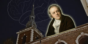 William Blake And Neuroimaging In A Christopher Wren Church