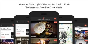 3 New Restaurant Apps For Londoners