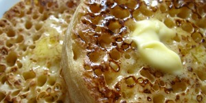 London's Best Crumpets