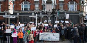London News Roundup: Herne Hill Protests Rising Rents