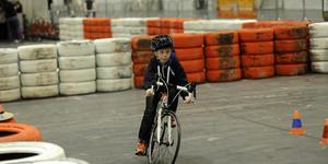 Meet Sir Chris Hoy At The London Bike Show