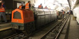 Mail Rail Will Open To Public In Spring 2017