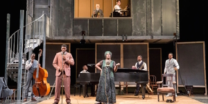 Reviewed: A Flawless Revival Of Ma Rainey's Black Bottom
