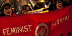 London's Feminist Library Faces Closure