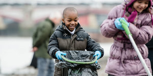 Volunteer To Help Clean The Thames This March