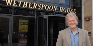 Meet Mr Wetherspoon: The Man Who Launched 150 London Pubs