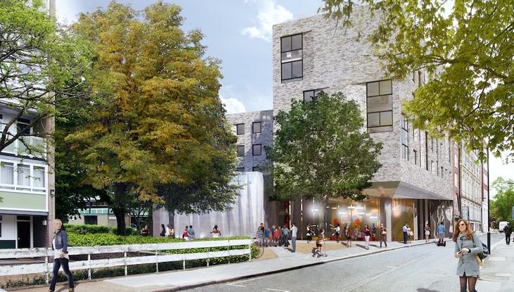 Arts Council Building Grants