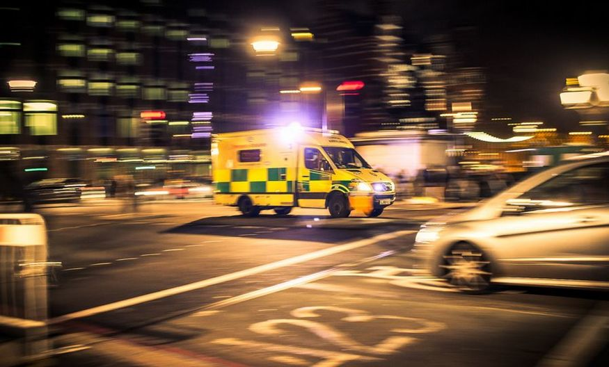 Life In A London Ambulance Crew