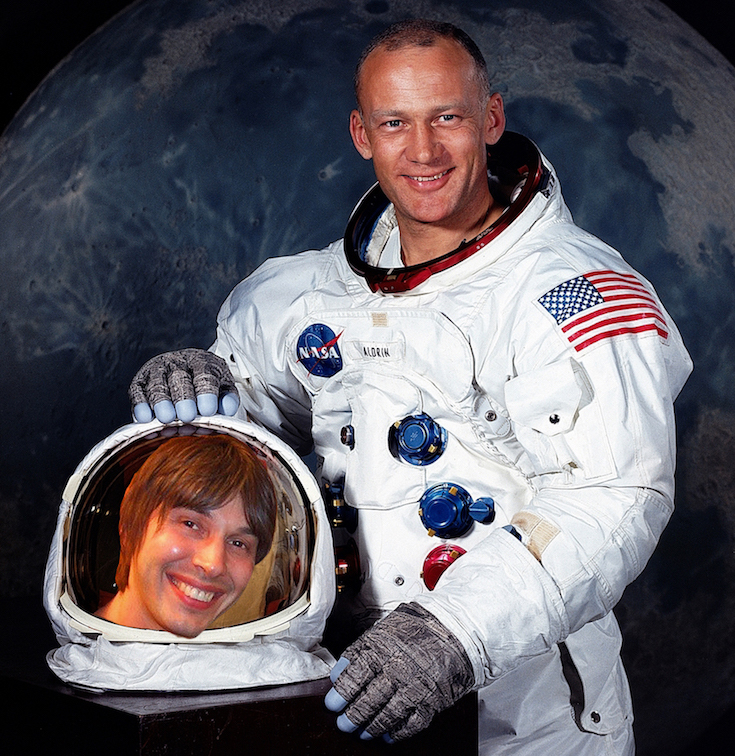 Ticket Alert: Buzz Aldrin And Brian Cox In Conversation