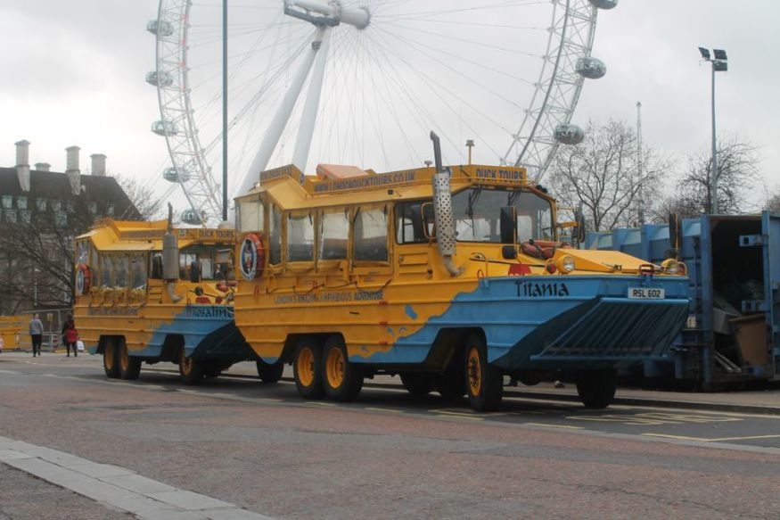 Why The Hell Do People Go On Duck Tours?