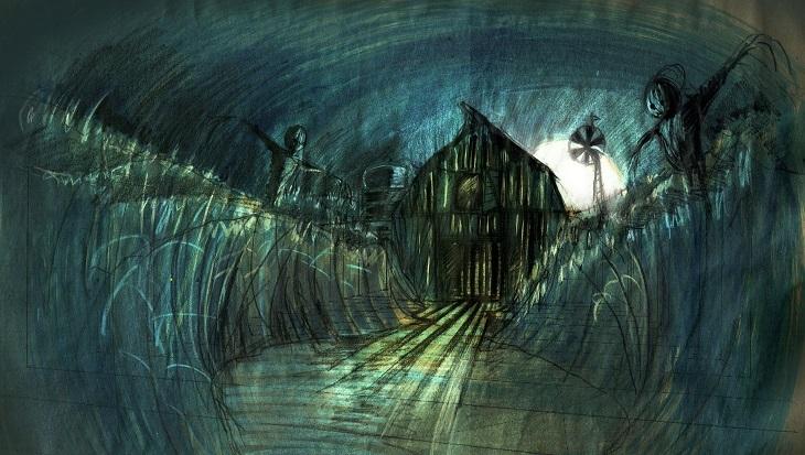 Sneak Peek: Immersive Goosebumps Show In Waterloo Vaults