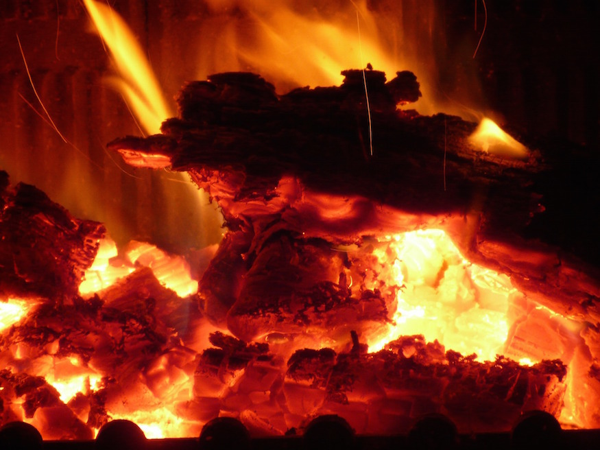 Warm Your Cockles With A Firewalk
