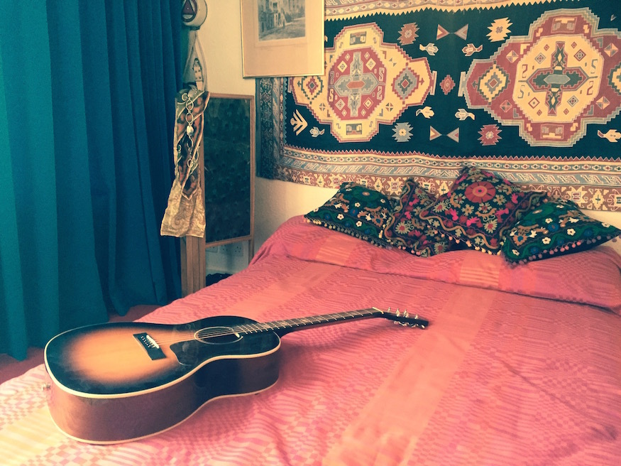 Jimi Hendrix's Flat Opens To The Public