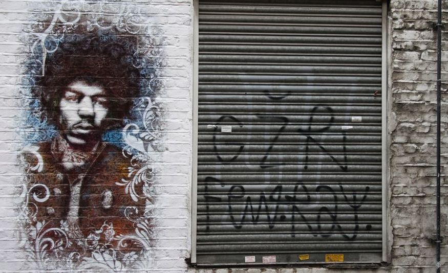 How To Have A Jimi Hendrix Experience In London