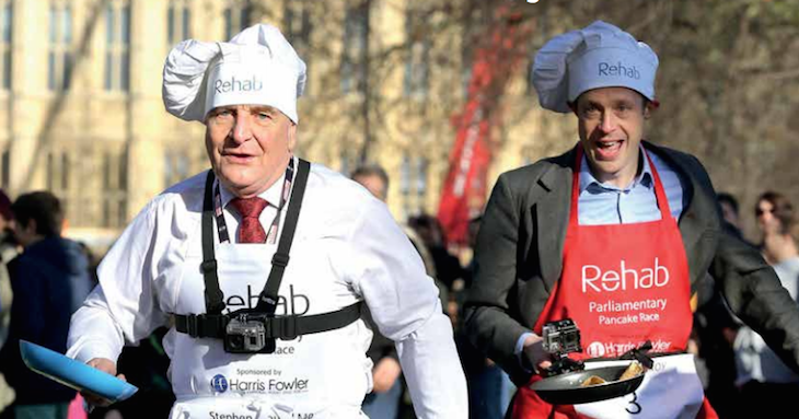 Pancake Races In London This Shrove Tuesday