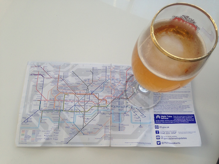 This Man Is Doing London's Longest Pub Crawl