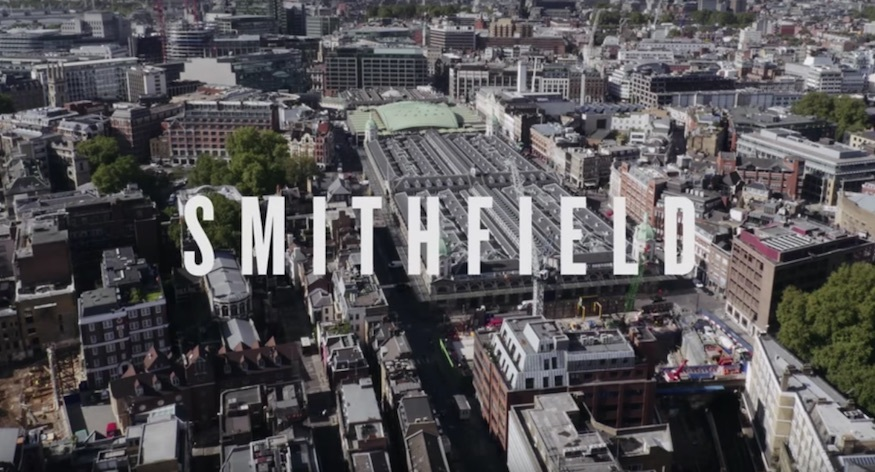 Video: A Fascinating Look At The History Of Smithfield
