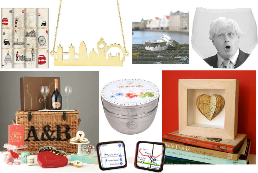 Top Valentine's Gift Ideas For London Lovers