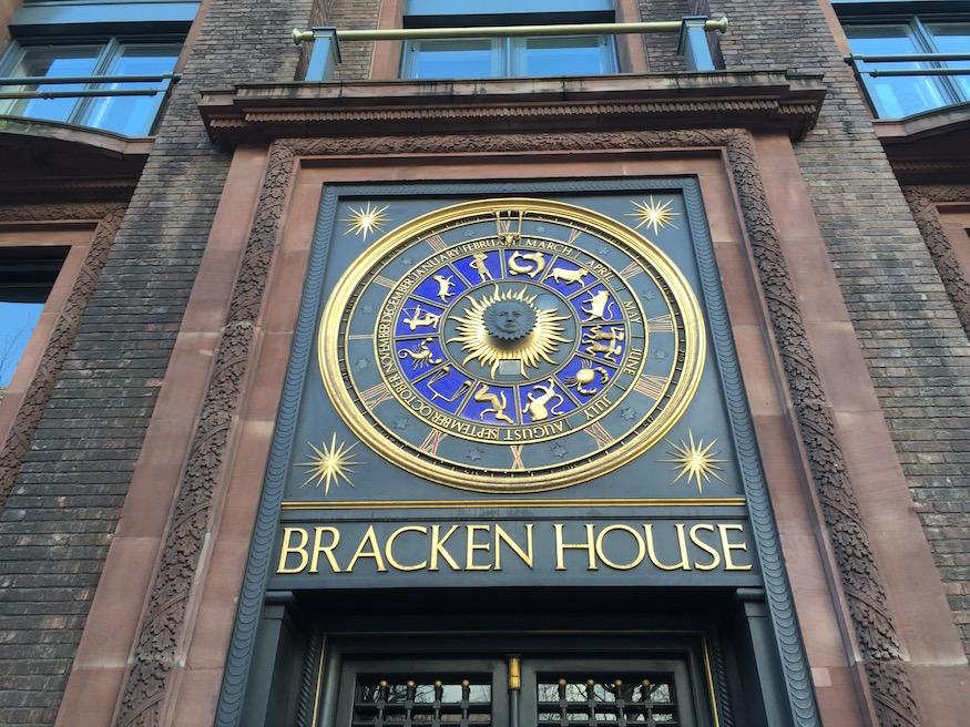 London S Strangest Clock Londonist