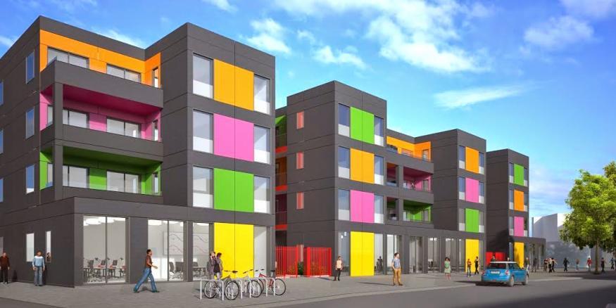 Let 39 S Build Pop Up Housing Londonist