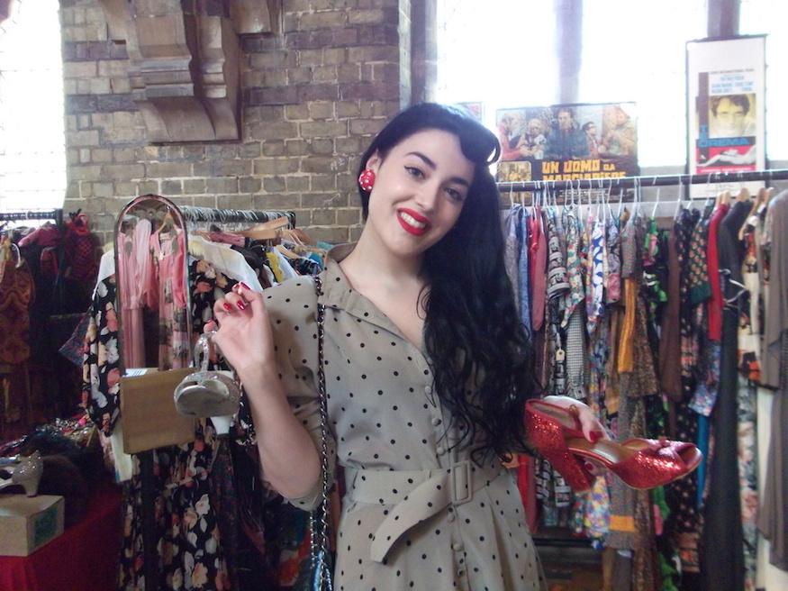 Pandora Clothes Exchange - Antiques,