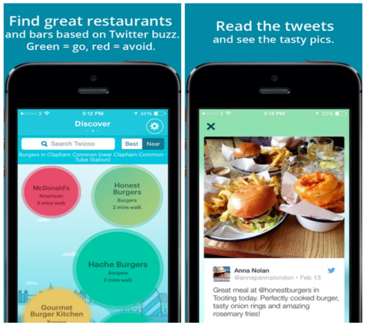 3 New Restaurant Apps For Londoners | Londonist