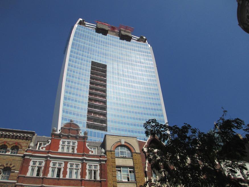 You Vs. 36 Floors Of The Walkie Talkie