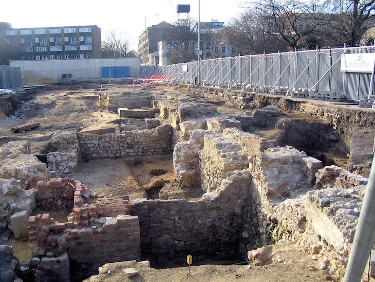 Ancient Ruins, Listed Buildings, And The Rest Of Bermondsey In Photos