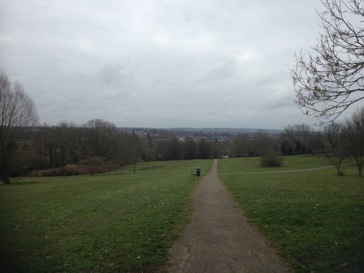 Weekend Walk: Beautiful Views In Mill Hill