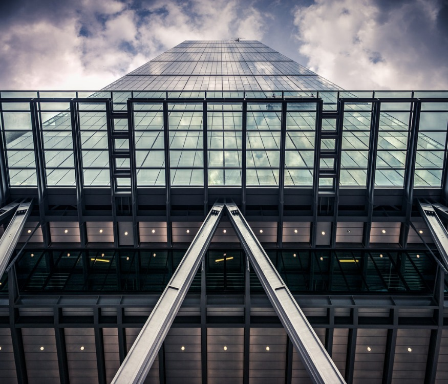 Restaurant To Open In The Cheesegrater Building