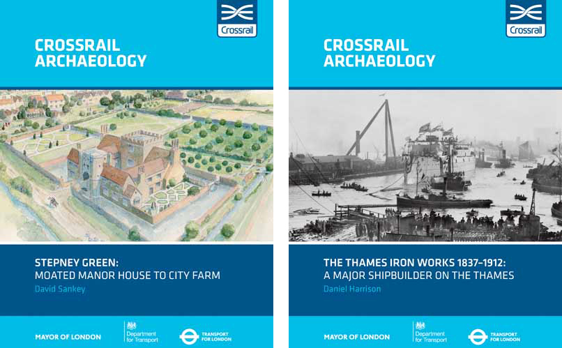 Discover The Archaeology Of Crossrail In New Books