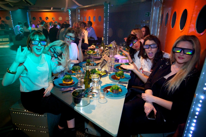 Tickets For Gingerline London S One Of A Kind Supperclub
