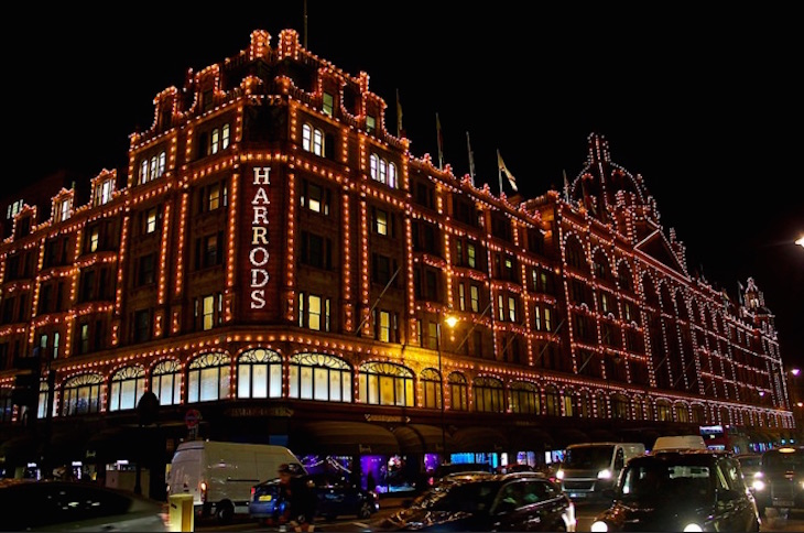 11 Secrets Of Harrods Londonist