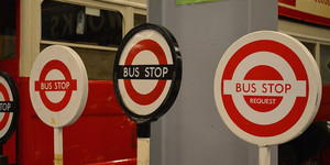 Friday Photos: London's Bus Stops