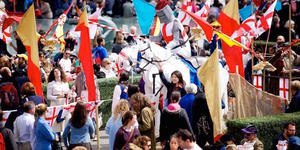 Things To Do In London On St George's Day 2016