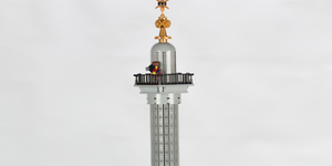 Lego London Landmarks On Show At An Actual London Landmark