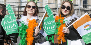 St Patrick's Day Parade 2016 In Photos