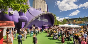 Another Summer Of Udderbelly Laughs At The Southbank