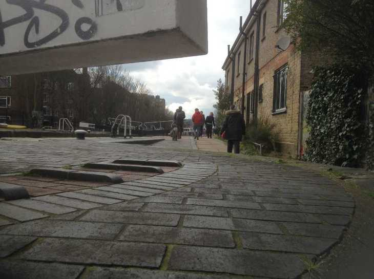 Take A Stroll Along The Canal From Camden