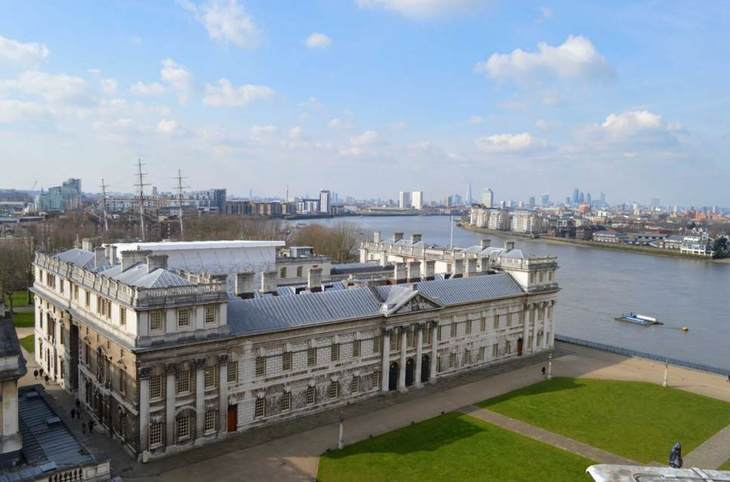 Secrets Of The Old Royal Naval College