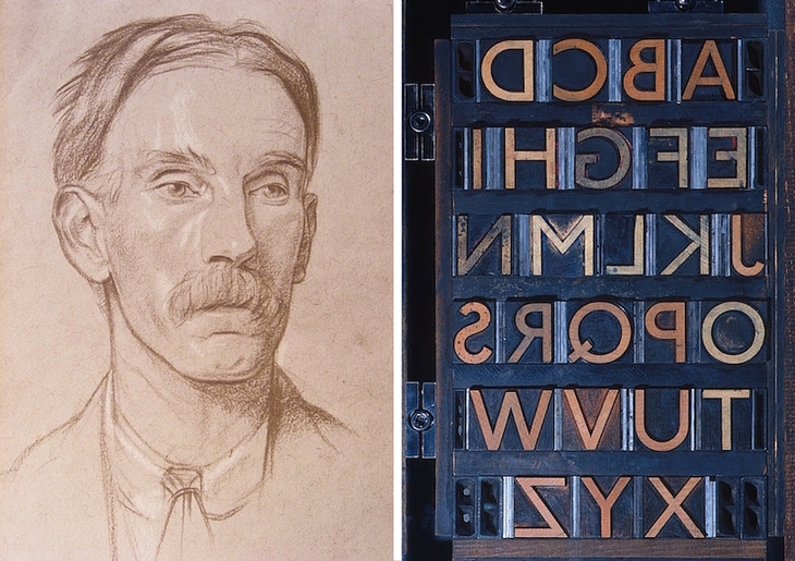 Hear The Story Of The Tube's Typeface Genius At London Transport Museum