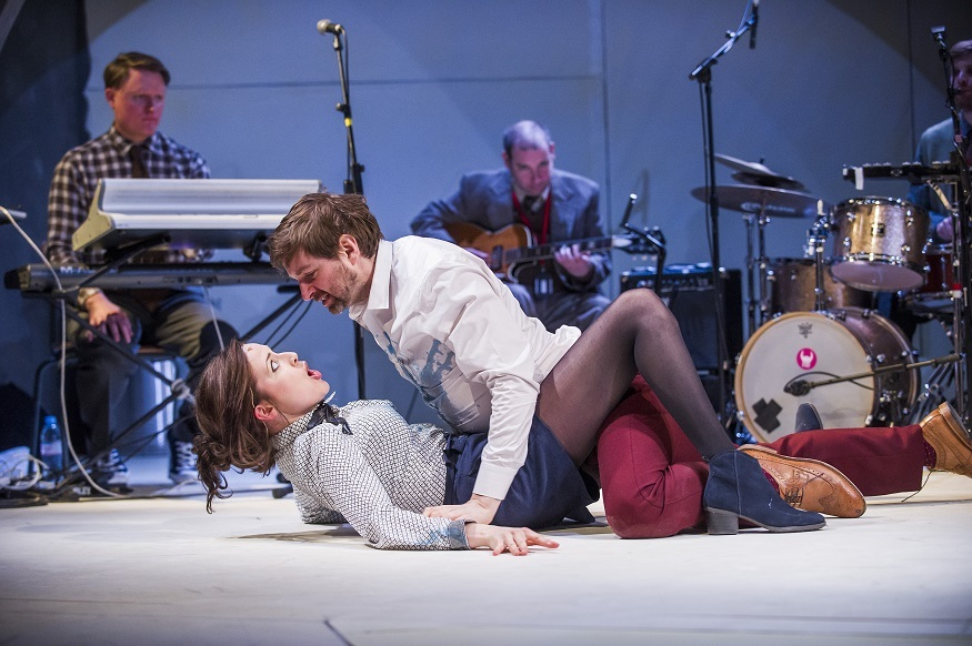 Review: Bottom Almost Drops Out Of Riotous A Midsummer Night's Dream