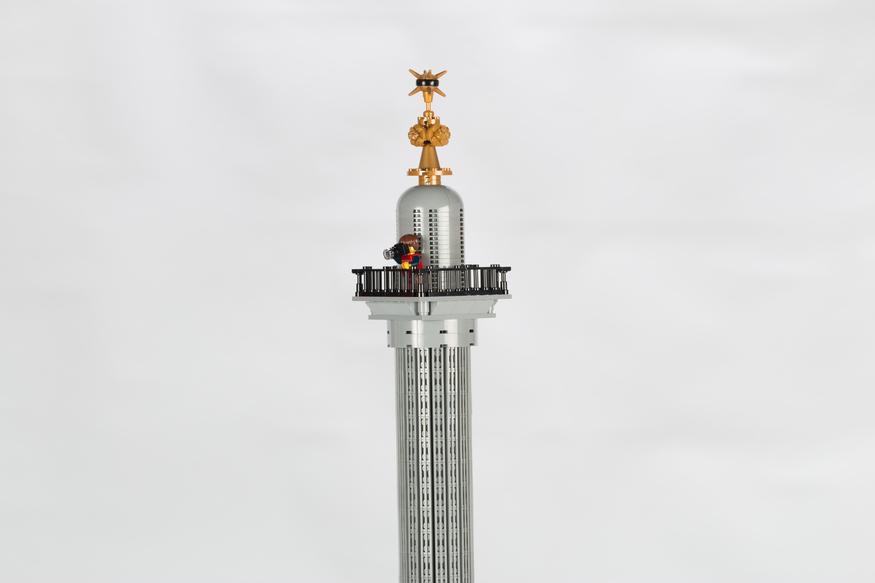 Lego London Landmarks On Show At An Actual London Landmark