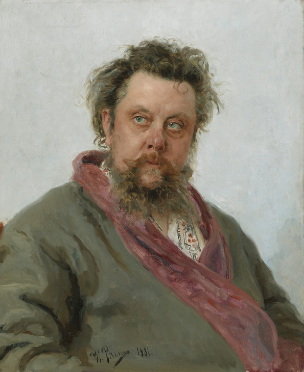 Review: A Who's Who Of Russian Culture In Portraits