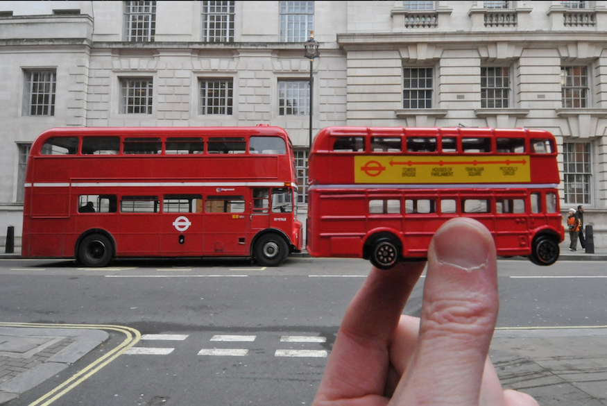 Why Are London Buses Red?