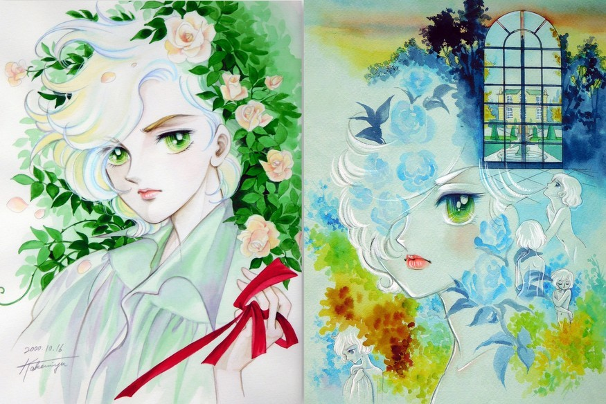 Manga For Girls Is Beautifully Illustrated, Reviewed